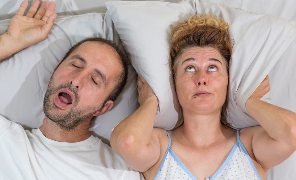 Some easy ways to stop Snoring